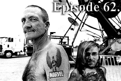 "Episode 62: Marvel's The Runaways & Carnies ""The Peacekeeper Edition"""