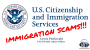 Artwork for USCIS and Immigration Scams with Officer Arwen FitzGerald