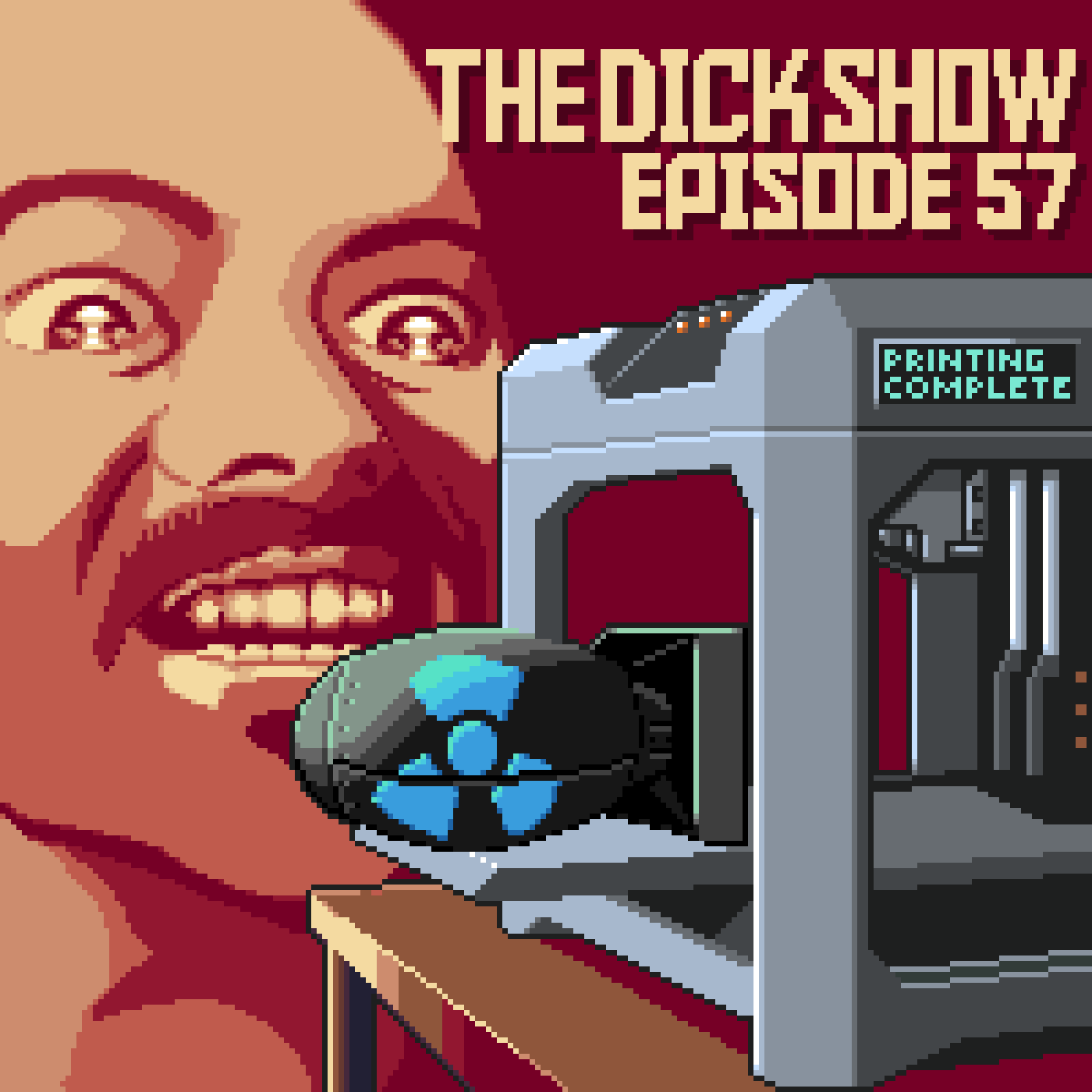 Episode 57 - Dick on Ghost Guns - The Dick Show
