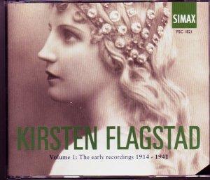 Kirsten Flagstad-1914-1939 Recordings