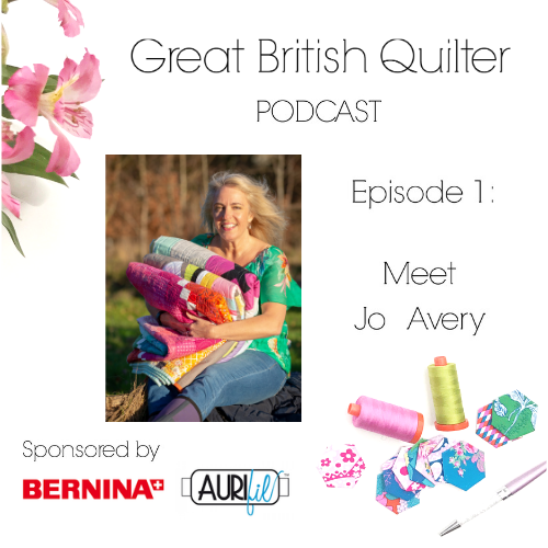 Episode 1: Meet Quilter Jo Avery
