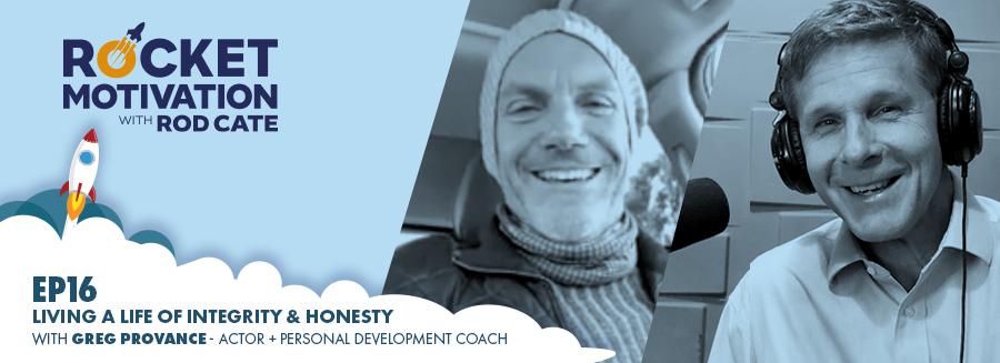 Greg Provance on Rocket Motivation with Rod Cate