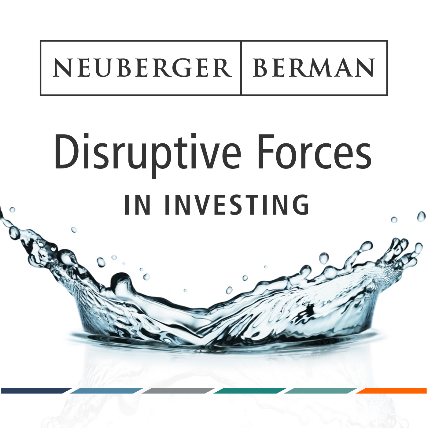 Artwork for Introduction to Disruptive Forces in Investing
