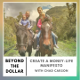 Artwork for Create a Money-Life Manifesto With Chad Carson