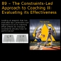 Artwork for 89 – The Constraints-Led Approach to Coaching III: Evaluating its Effectiveness