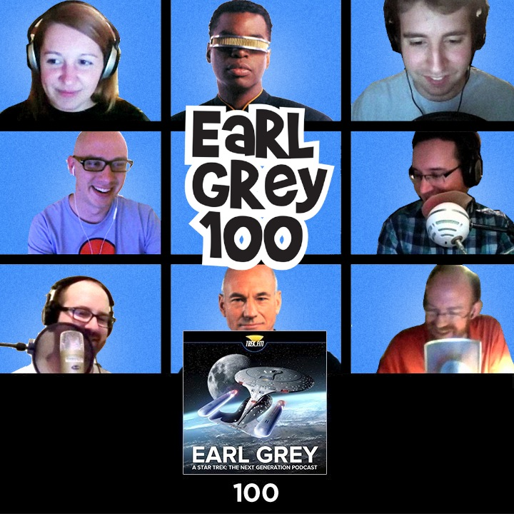 Earl Grey 100: All Ships Are Big Shuttles