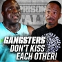 Artwork for You a gangsta? Why you kissing your homie on the mouth?