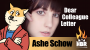 Artwork for Ashe Schow on Dear Colleague - Fireside Chat 68