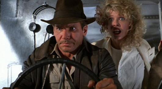 "Episode #2, ""Indiana Jones and the Temple of Doom"""