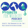 Artwork for Episode 036 - Case Study: Project Lifecycle Phase 3 - Project Execution - A Wolf Project