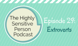 29. Extroverted HSPs