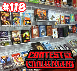 Contest of Challengers 118: Sidekickin'