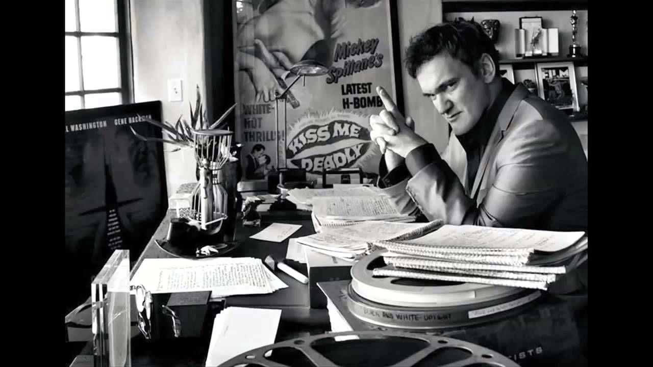 Tarantino Ten Words