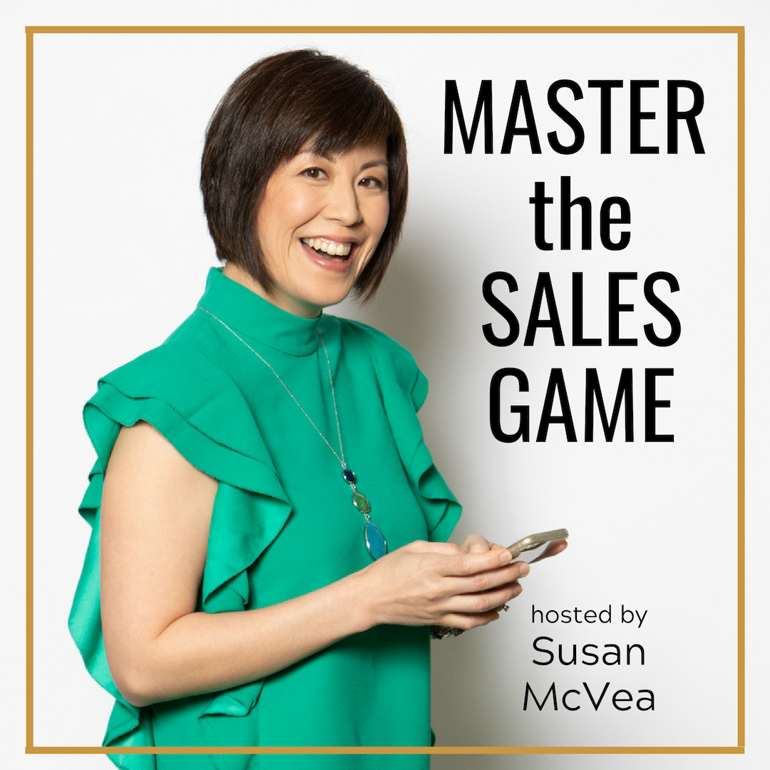 Master the Sales Game show art