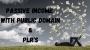 Artwork for Passive Income With Public Domain & PLR's