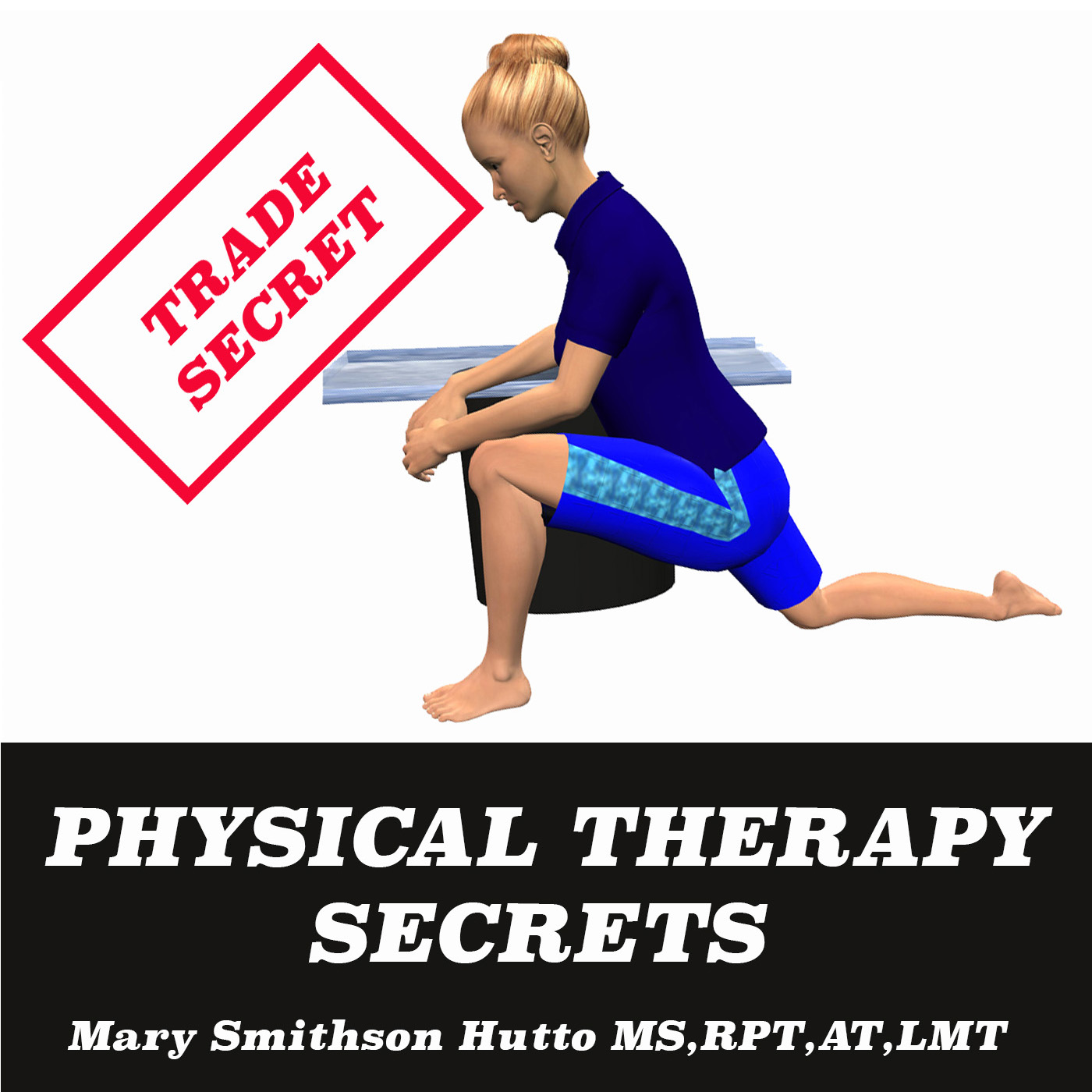 Artwork for Lunge Stretch for tight Psoas Muscle