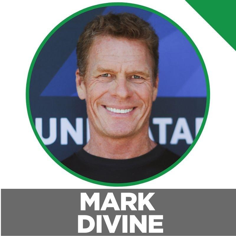Potent Breathwork Tactics From A Navy SEAL Commander, Staring Down Your Wolf, Operating Calmly Under Stress & More With Mark Divine.