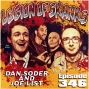 Artwork for Episode 346- Upsetedness - Dan Soder and Joe List