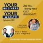 Artwork for 168 - Are You Taking Your CEO Brain Food with Michael Langhout