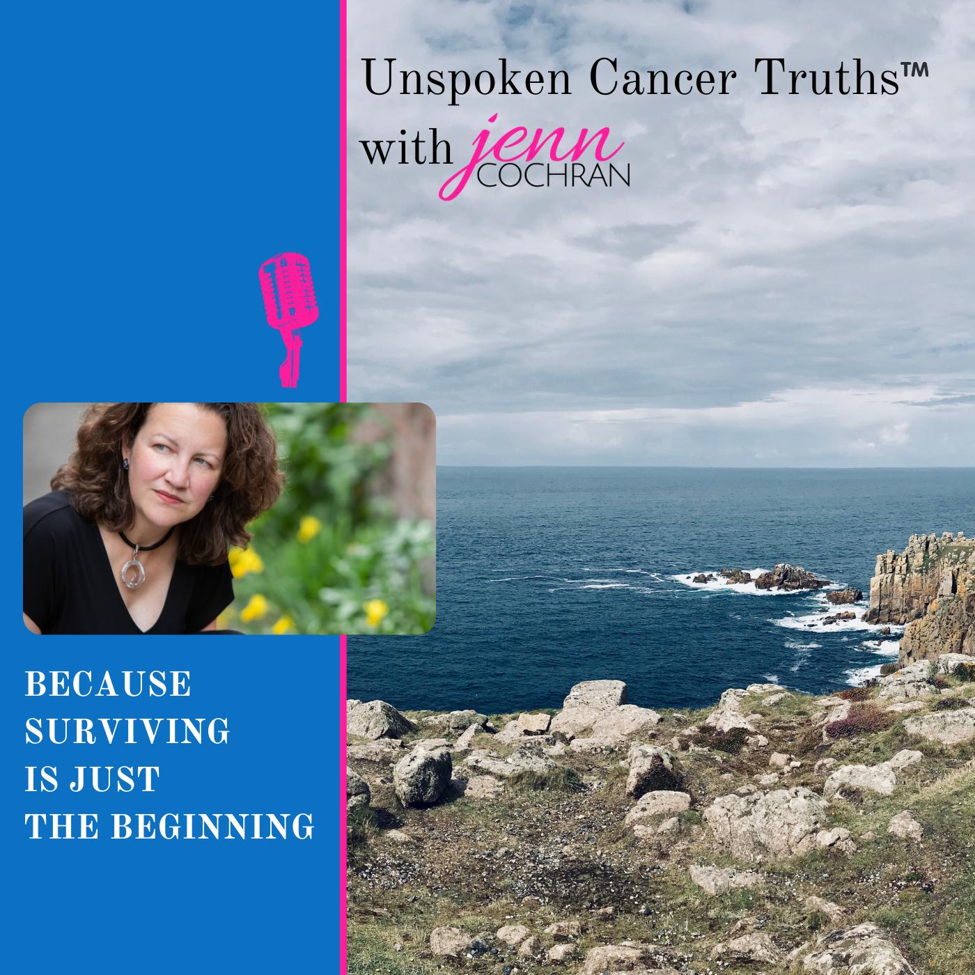 Unspoken Cancer Truths™ show art