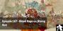 Artwork for BGA Episode 167 - Blood Rage vs. Rising Sun