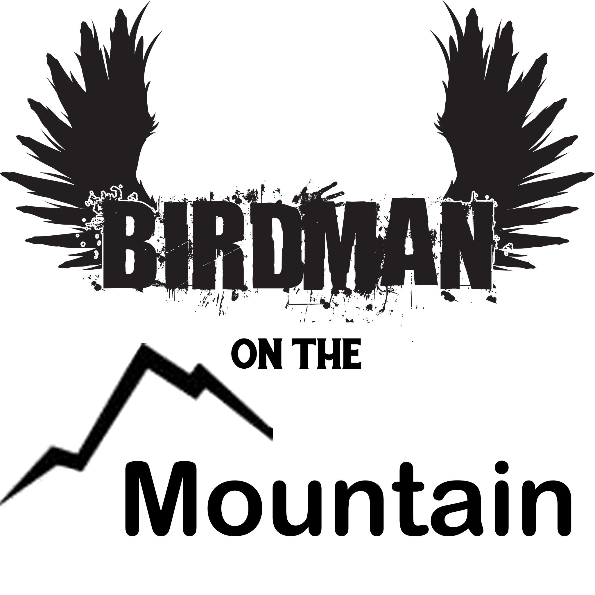 Birdman on The Mountain show art