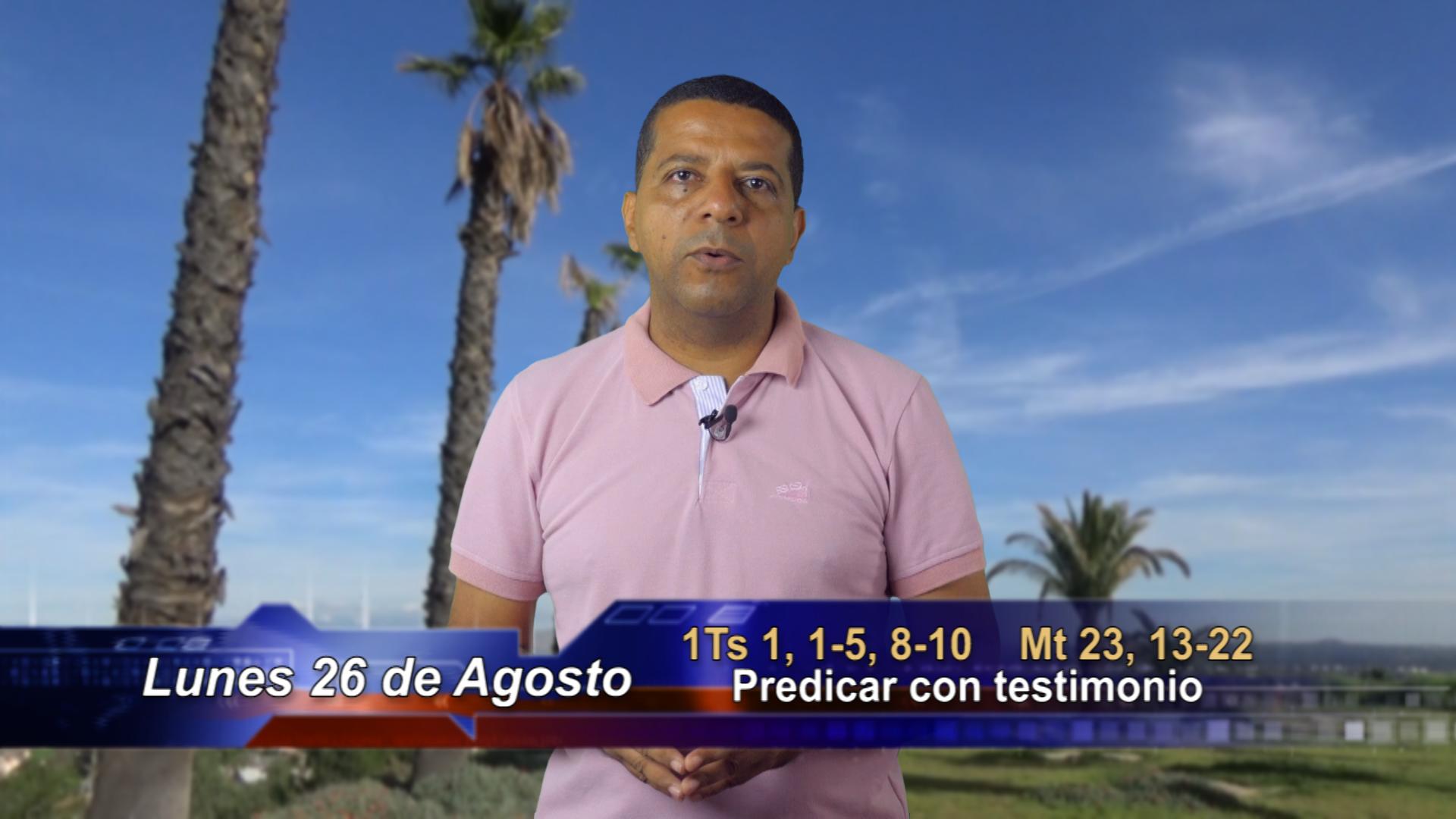 Artwork for Dios te Habla con Oscar Arlés Soto Varona; Tema el hoy: predicar con testimonio