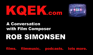 KQEK.com -- Interview with film composer Rob Simonsen