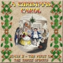 Artwork for A CHRISTMAS CAROL - Stave II - The First of the Three Spirits