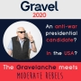 Artwork for The anti-war Gravelanche: Presidential candidate Mike Gravel campaigns against militarism and empire