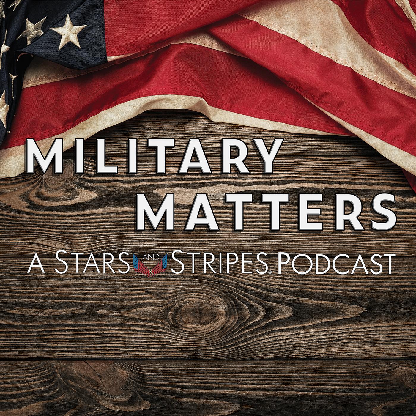 Military Matters show art