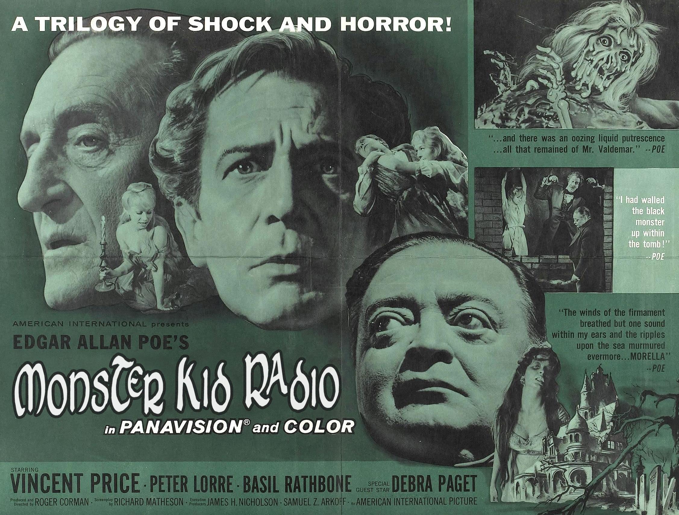 Monster Kid Radio : Monster Kid Radio #382 - Larry Underwood and