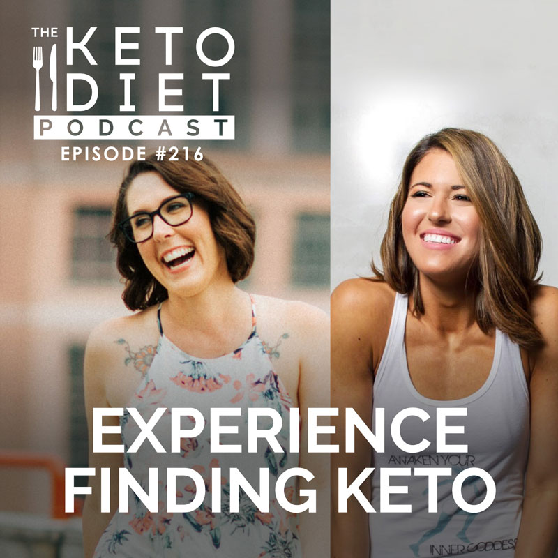 #216 Experience Finding Keto with Genevieve Castonguay
