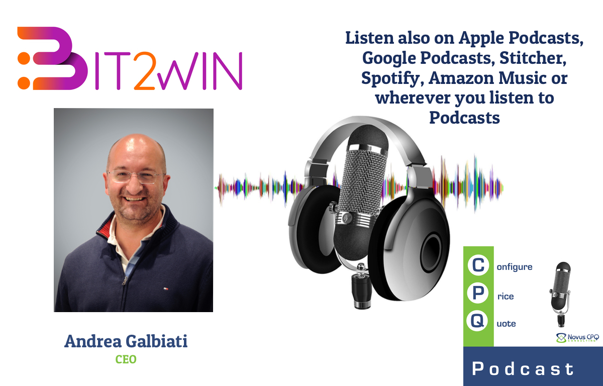 Interview with Andrea Galbiati, CEO of Bit2Win