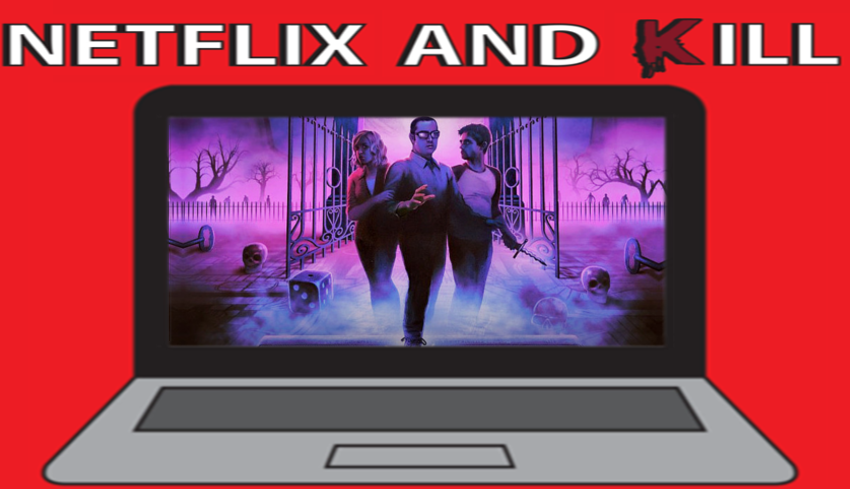 UGO podcast (Unapologetic Geek Out): Netflix and Kill