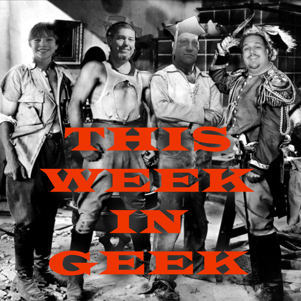 This Week in Geek 10-17-15 Live at the Blue Box