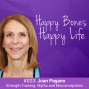 Artwork for Ep 23 – Joan Pagano – Strength Training: Myths and Misconceptions