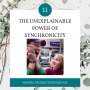Artwork for 011 | The Unexplainable Power of Synchronicity