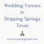 Artwork for #153 - Venues in Dripping Springs TX
