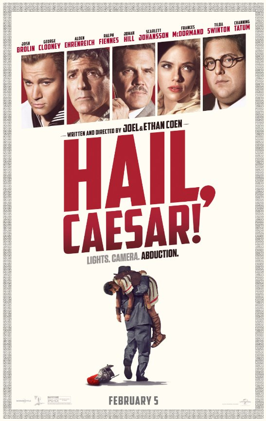 Ep. 219 - Hail, Caesar! (Sweet Smell of Success vs. Michael Clayton)