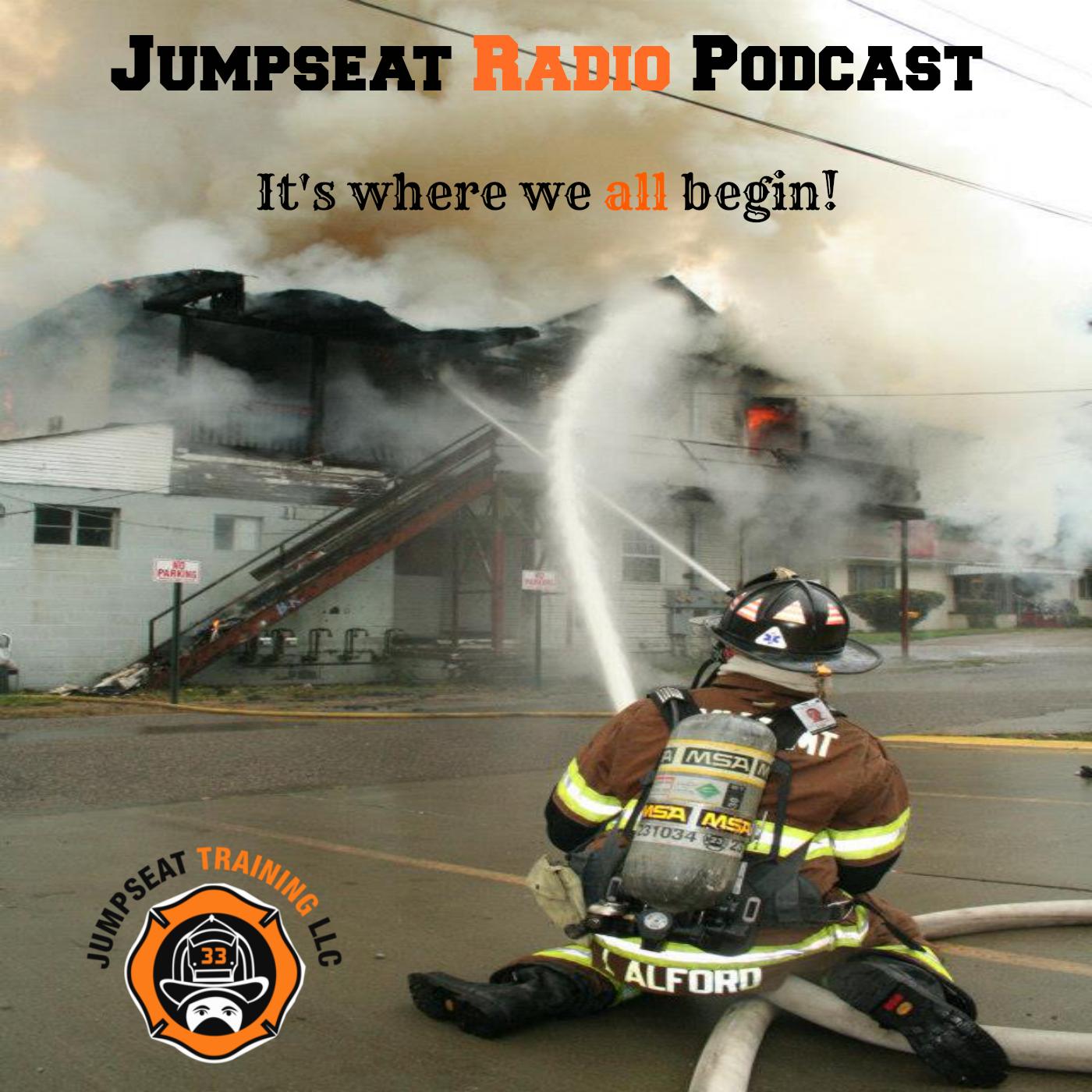 JumpseatRadio show art