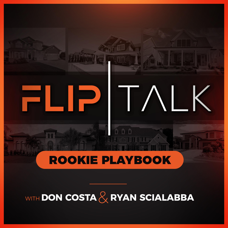 Flip Talk Rookie Playbook show art