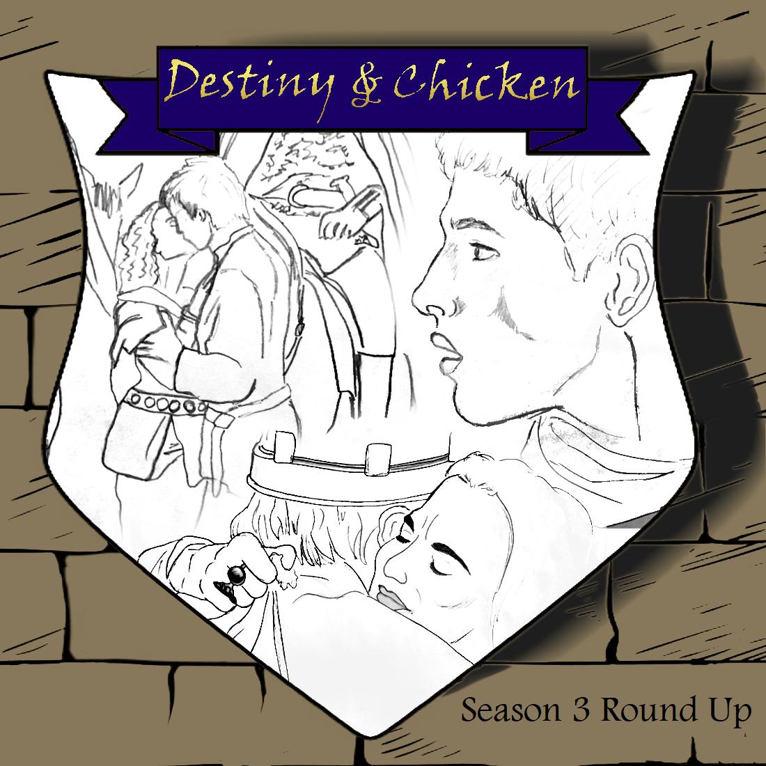 Merlin Season 3 Round Up