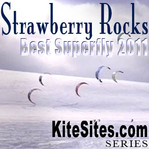Strawberry Rocks: The Best Superfly Open 2011