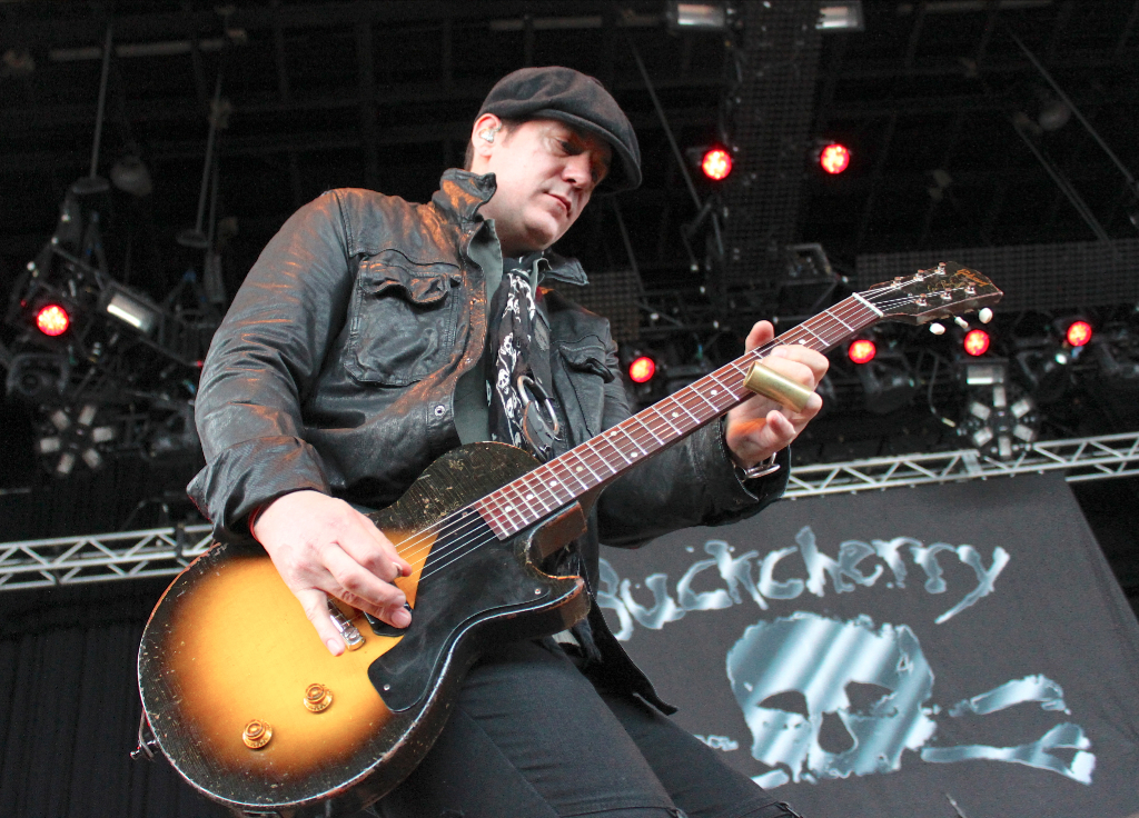 #302:Keith Nelson/Buckcherry