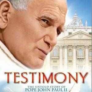 SaintCast #119, Testimony the DVD, Msgr. Mangan on gestures, new miracle for JPII, physics & saints, feedback +1.312.235.2278