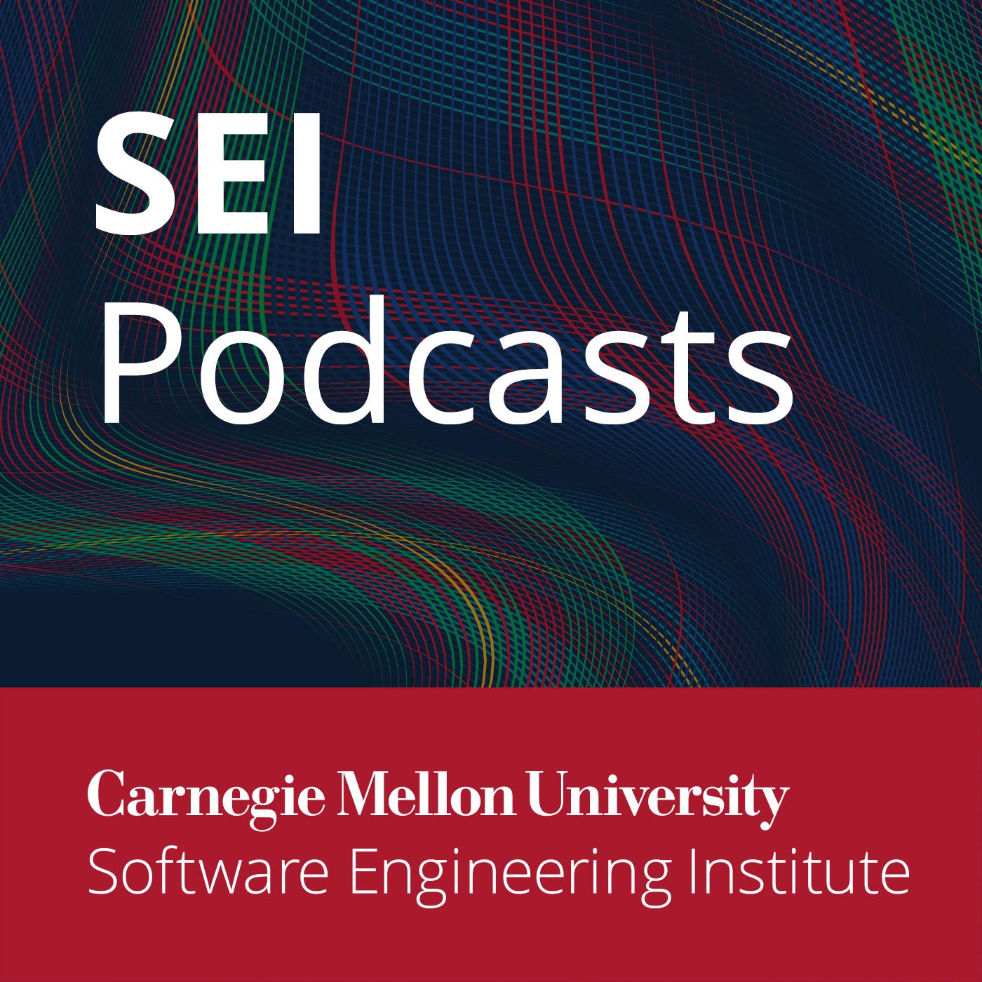 SEI Podcasts show art