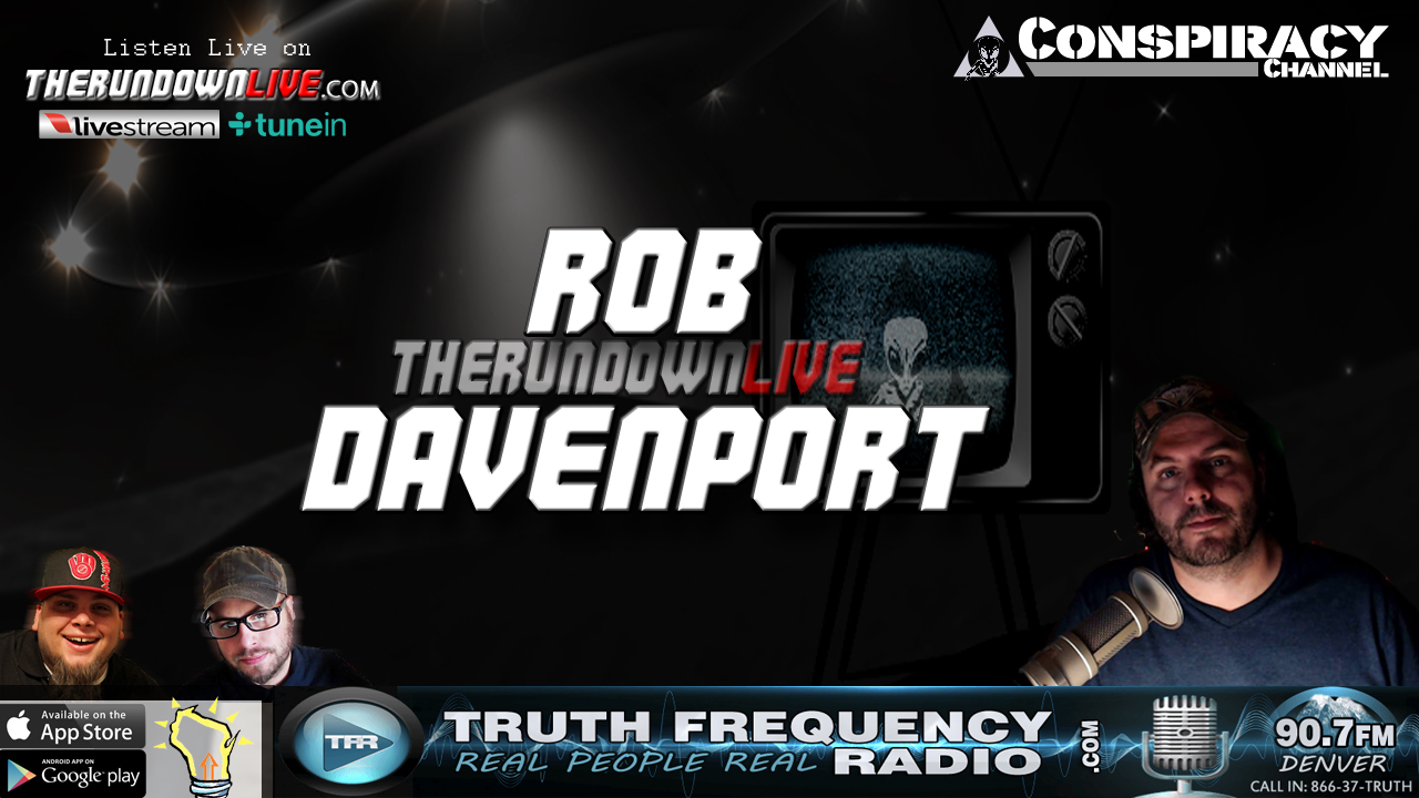 The Rundown Live #604 Rob Davenport (Canada, Voting, ConspiracyChannel)