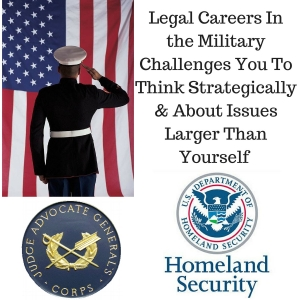 Think Strategically & About Issues Larger Than Yourself - Challenging Legal Careers in the Military - EP35