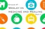 Artwork for Episode 47: Wesley on Medicine and Healing (Part 1)